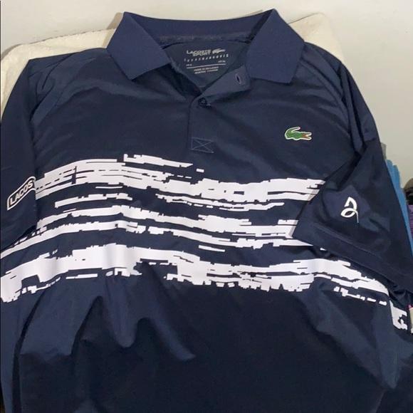 Lacoste Shirts Djokovic Tennis Shirt Xl Poshmark